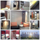 Jual Apartment Gateway Cicadas 2BRT36LT12